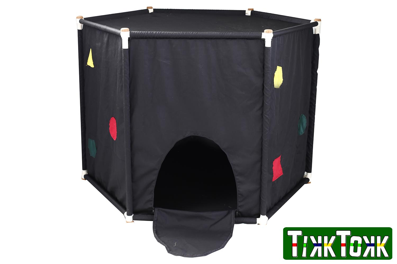 Domek sensoryczny Pokano Dark Den ciemnia - kryjówka dla dzieci Image