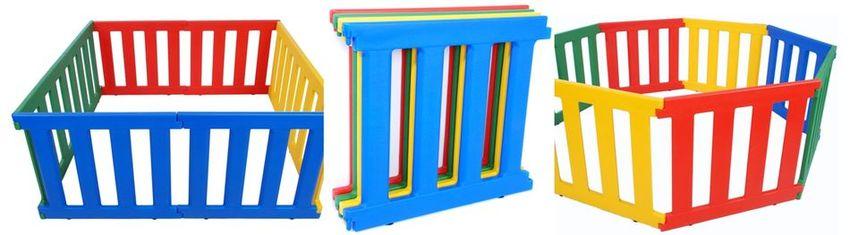 Sale zabaw - wyposażenie przykladowe produkty