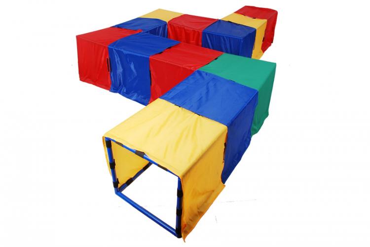 Tunele zabawkowe dla dzieci