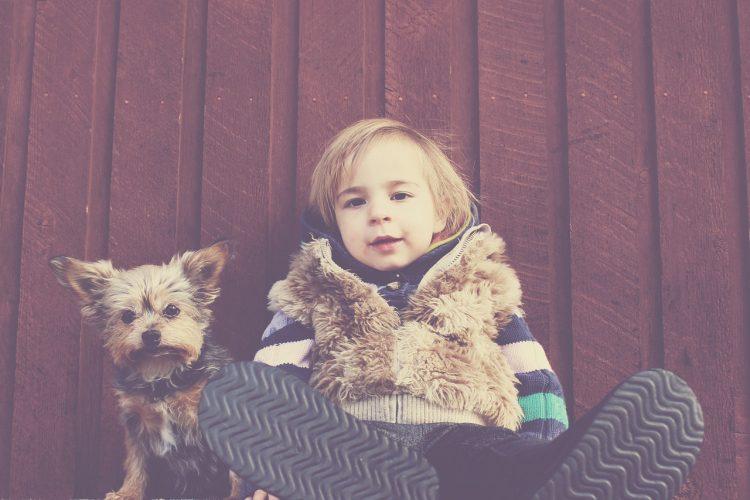 Dziecko i pies a bezpieczeństwo
